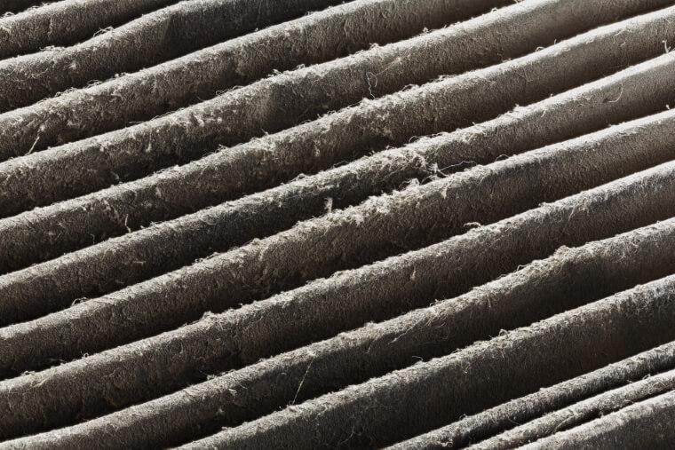 vieze aircofilter